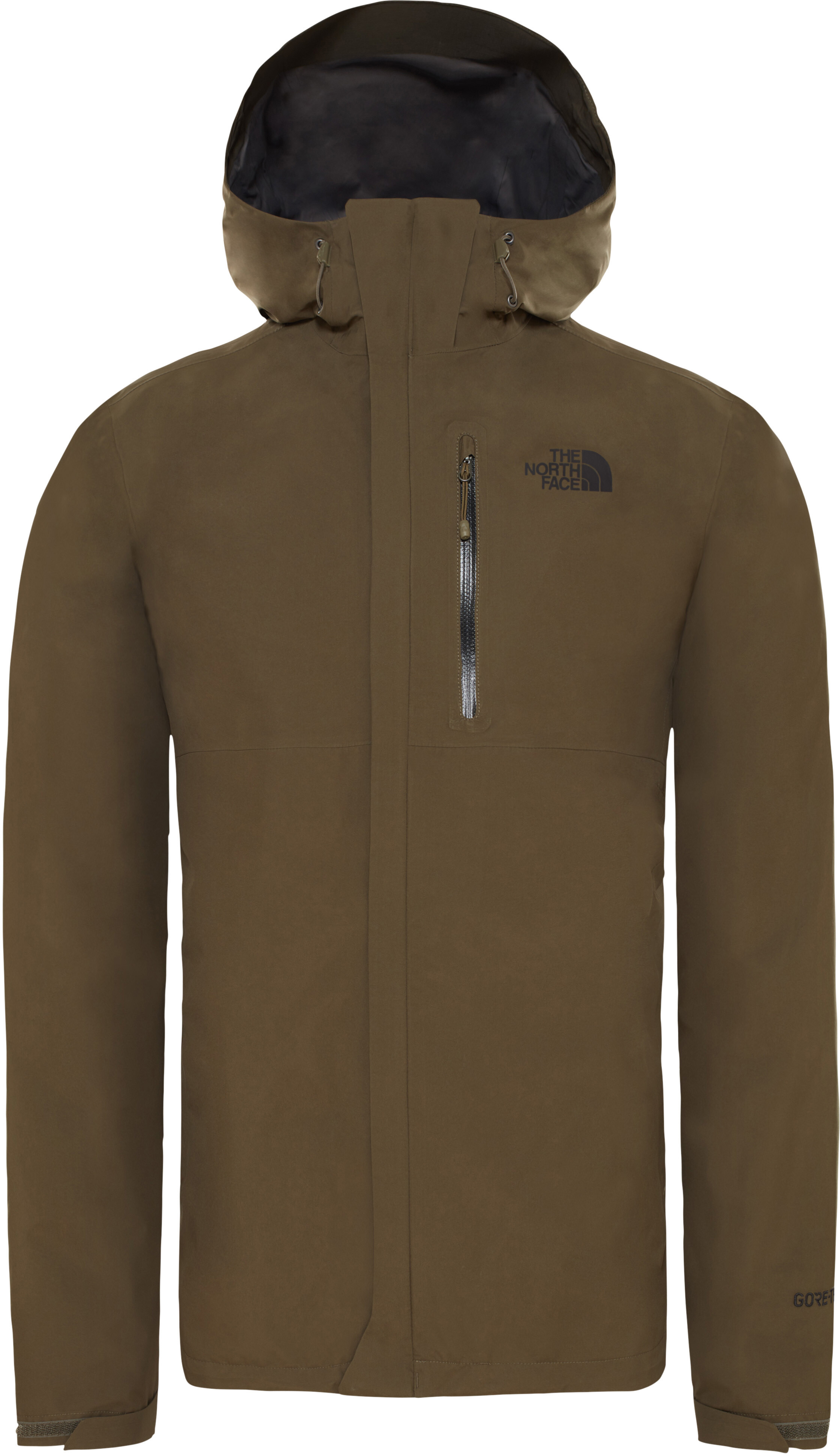 778877af0 The North Face Dryzzle Jacket Men new taupe green